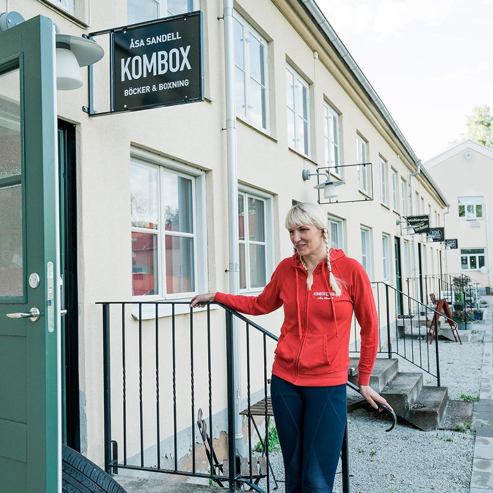 Kombox – Åsa Sandell