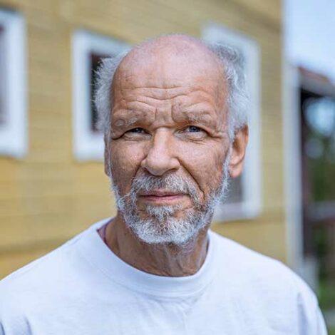 Björn Karlsson på Fotens Ortopedteknik